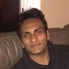 Arvind - Uživatelský profil