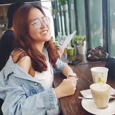 Gebruikersprofiel Kristen Trang