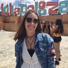 Profil utilisateur de Ana Clara