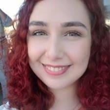 Profil utilisateur de Érica