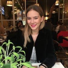 Profil uporabnika Valeria
