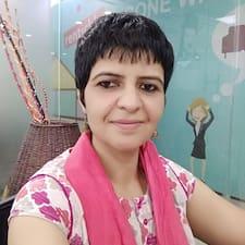 Profil utilisateur de Sarika
