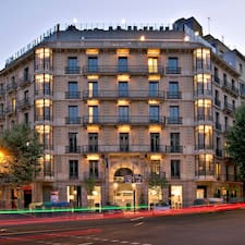 Axel Hotel Barcelona - Adults Only felhasználói profilja