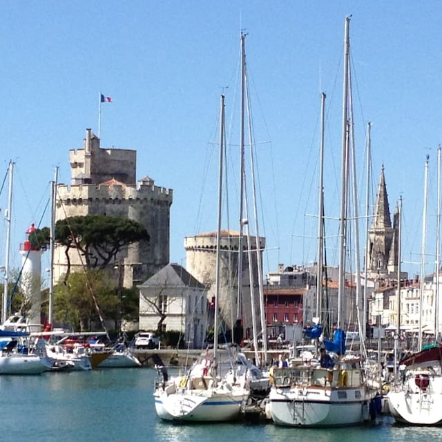 Guidebook for La Rochelle