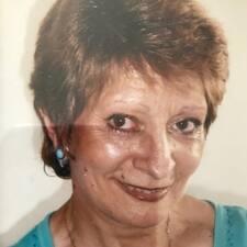 Josefina felhasználói profilja