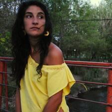 Henkilön María Jesús käyttäjäprofiili
