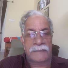 Gopalakrishnan - Uživatelský profil
