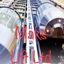 Maks Lift Kullanıcı Profili