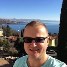 Elvir User Profile