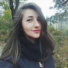 Arina - Uživatelský profil
