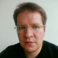 Perfil do utilizador de Sergei