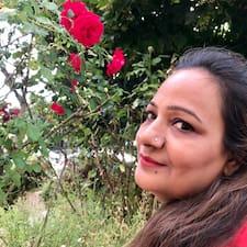Nutzerprofil von Pallavi