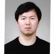 Профиль пользователя Yongwoo