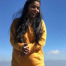 Shivani felhasználói profilja