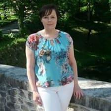 Profil utilisateur de Mirjana