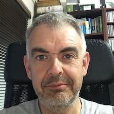 Profil Pengguna Mark