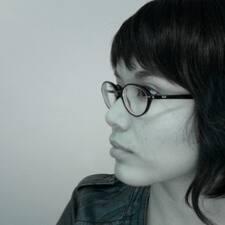 Henkilön Luz Elena käyttäjäprofiili