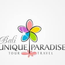 Perfil de usuario de Bali