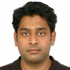 Roopesh Brukerprofil