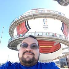 Profil utilisateur de Hugo Salazar