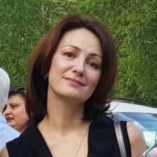 Ирина felhasználói profilja