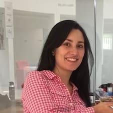 Luz María的用戶個人資料