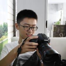 Henkilön Tianyu käyttäjäprofiili