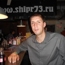Андрей Brugerprofil