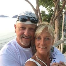Profil utilisateur de Jonathan & Sheila