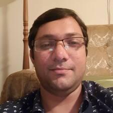 Messum - Uživatelský profil