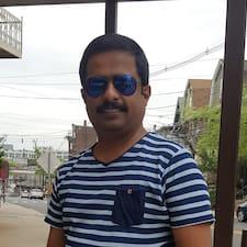 Srinivasan felhasználói profilja