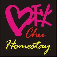 Nutzerprofil von Chu