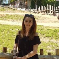 Loriane felhasználói profilja
