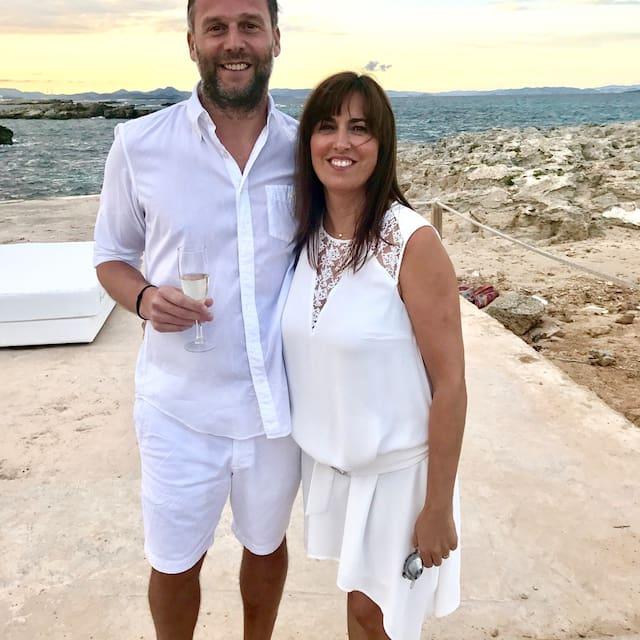 Το προφίλ του/της Teresa & Miguel
