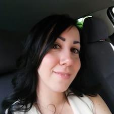 Federica felhasználói profilja