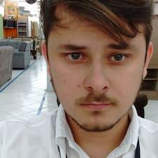 โพรไฟล์ผู้ใช้ Jose Renato