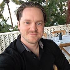 Profil utilisateur de Marshall
