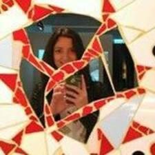 Inés felhasználói profilja
