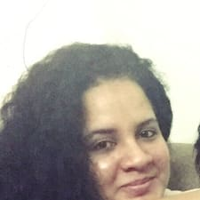 Chandrika felhasználói profilja