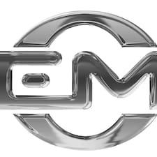 Gebruikersprofiel EM Residence