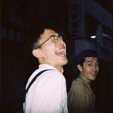 生 - Uživatelský profil