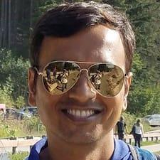 Profil Pengguna Vishal