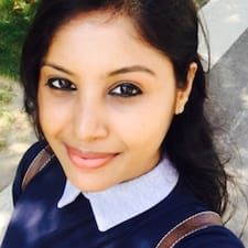 Profil utilisateur de Harshitha