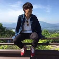 Perfil do utilizador de 亮太