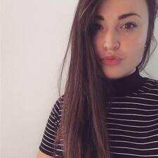 Profil utilisateur de Oriane