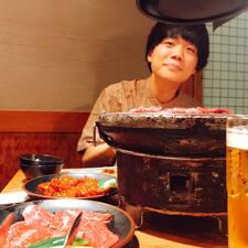 Nutzerprofil von Yusuke