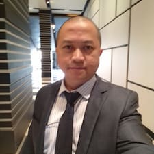 Henkilön Vicente Jr käyttäjäprofiili