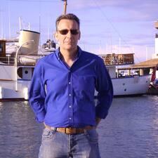 Pacreau felhasználói profilja