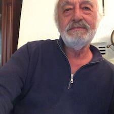 Georgios felhasználói profilja