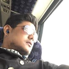 Henkilön Dhananjay käyttäjäprofiili